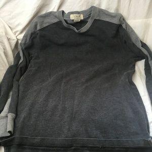 J Crew Knit Long Sleeve Shirt Top Crewneck